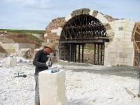 KARAYOLLARı GENEL MÜDÜRLÜĞÜ - Tarihi Septimius Severus Köprüsü'nde Restorasyon Devam Ediyor