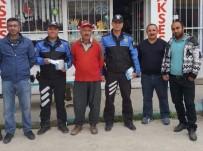 OTO HIRSIZLIK - Toplum Destekli Polis, Esnafı Hırsızlık Olaylarına Karşı Bilgilendirdi