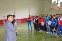 Türkiye Genç Kızlar Futsal Yarı Final Müsabakaları Emet'te Başladı