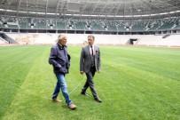 TAŞ OCAĞI - Türkiye'nin Avrupa Şampiyonası Adaylığı İçin Bir Stat Daha Bitiyor