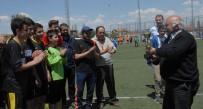 KAYSERİ ŞEKERSPOR - U-14 Ligi'nde Şampiyon Kocasinan Şimşekspor Oldu