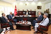 Vali Memiş'ten Özel İdare'de Değerlendirme Toplantısı