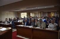 YENİ ANAYASA - Yunusemre Meclisinde Ülke Gündemi Değerlendirildi