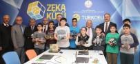 SİVAS VALİSİ - 'Zeka Küpü' Projesiyle BİLSEM Öğrencilerine Destek