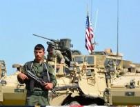 ZIRHLI ARAÇLAR - ABD terör örgütü YPG'ye silah teslimatına başladı