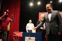 İMAM GAZALİ - Adana Demirspor'da Başkanlık Yarışı