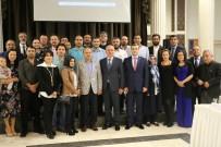 EMRULLAH İŞLER - Ahmet Yesevi Üniversitesi İftarda Bir Araya Geldi