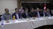 YASIN ÖZTÜRK - Akçakoca'da Din Görevlileri İftarda Bir Araya Geldi