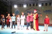 MANEVIYAT - Aksaray'da Ramazan Sokağı Etkinliği Sürüyor