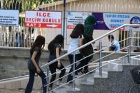 YURT YANGINI - Aladağ'daki Yangında Yaralanan Çocuklar Da Duruşmaya Getirildi