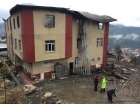 YANGIN TATBİKATI - Aladağ'daki Yurt Yangını Faciası Sanıkları Hakim Karşısında