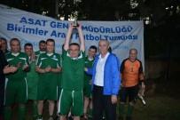 CENTİLMENLİK - ASAT Birimler Arası Futbol Turnuvası Sona Erdi
