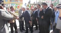 TURGAY ALPMAN - Bakan Arslan, Tuzluca'da Esnaf Ziyaretinde Bulundu