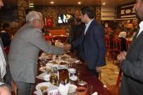 Başkan Vekili Erat, Şehit Ve Gazi Yakınları İle İftarda Buluştu