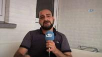DAYAK - Belçika'da Saldırıya Uğrayan Türk Genci O Anları Anlattı