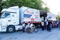 BEYDAĞı - Büyükşehir Belediyesi Gezici Aşevi Her Gün Bir Mahallede