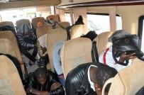 İNSAN KAÇAKÇISI - Çanakkale'de 32 Kaçak Yakalandı