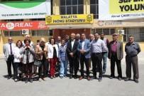 İNÖNÜ STADI - CHP, Yeni Stadın İsminin 'İnönü' Olarak Kalmasını İstiyor