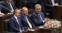 İSMAIL KAHRAMAN - Cumhurbaşkanı Erdoğan AK Parti Grubunda