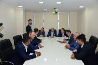 CEVDET CAN - Erbaa'da Tarıma Dayalı Sanayi Kurulacak
