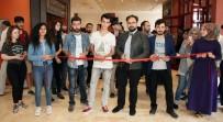OSMAN AYDıN - Gaziantep Üniversitesi Fotoğraf Topluluğu Öğrencileri Sergi Açtı