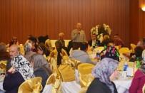 MEHMED ALI SARAOĞLU - Gediz Belediyesinin Personele İftar Geleneği Devam Ediyor