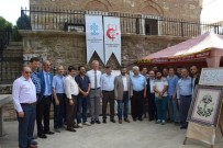 AYDıN DEVLET HASTANESI - Geleneksel Sanatlar Atölyesi Sergisi Aydın'da Açıldı