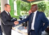 GÜNEY AFRIKA - Güney Afrika Büyükelçisi Malefane Adana'da