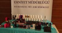 KOZMETİK ÜRÜN - İstanbul'da Kaçak Sağlık Ürünleri Operasyonu Açıklaması 2 Gözaltı