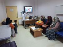 BEBEK BAKIMI - Kahta'da Bin 135 Kişiye Gebe Eğitimi Verildi