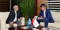 KAZAKISTAN - Kazakistan'dan Antalyalı Yatırımcılara Davet