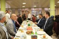 KARABÜK ÜNİVERSİTESİ - KBÜ Personeli İftar Yemeğinde Bir Araya Geldi
