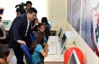 HAKAN TÜTÜNCÜ - Kepez'de Okul Sayısı Artıyor