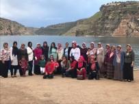 BARAJ GÖLÜ - Kulplu Kursiyerlere Eğil Gezisi Düzenlendi