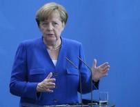 TİCARET ANLAŞMASI - Merkel'den bir İncirlik açıklaması daha: Tartışmaya açık değil
