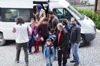 ÖĞRENCİ SERVİSİ - Milas'ta 36 Sığınmacı Yakalandı