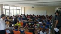 BAHÇELİEVLER - Minikler Satranç Turnuvası Yapıldı