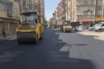 YAŞAR KEMAL - Nükhet Coşkun Caddesi Asfaltlandı