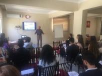 MEHTAP - Pervari TEGV'de Eğitim Semineri Düzenlendi