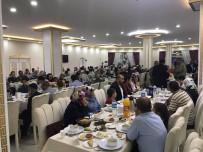 MUSTAFA DOĞAN - Protokol Üyeleri Şehit Aileleri Ve Gazilerle İftarda Buluştu