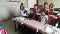 DİŞ FIRÇASI - Sungurlu'da Okullarda Sağlığı Taraması Yapıldı