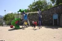 DEREKÖY - Türktaş Ve Dereköy Mahallelerine Park Müjdesi
