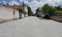 OSMAN GÜVEN - Uçhisar Belediyesi Yol Çalışmalarına Devam Ediyor