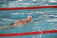 ATLANTIS - Yüzmede Teşvik Yarışları Yapıldı