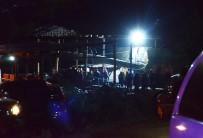 MADEN İŞÇİSİ - Zonguldak'ta Maden Ocağında Göçük