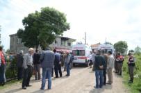 KAZMA KÜREK - 5 Yaşındaki Ecrin Yangında Hayatını Kaybetti