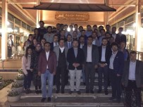 KENDIRLI - AK Parti Gençlik Kolları Genel Başkanından Sahur Ziyareti