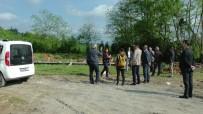 YASIN ÖZTÜRK - Akçakoca'da Yapılan Semt Sahalarının İkincisi Tamamlanıyor