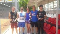 BILGE AKTAŞ - Akdeniz Belediyespor Teniste De İddialı