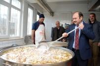 Alaca Belediyesi'nden Günlük 4500 Kişiye Sıcak Yemek